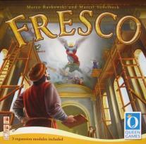 Monopolis Fresco Base Tabletop, Board and Card Game