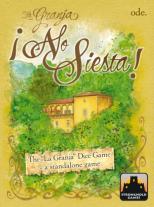 Monopolis La Granja: No Siesta Dice Base Tabletop, Board and Card Game