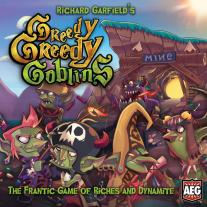 Monopolis Greedy Greedy Goblins Base Tabletop, Board and Card Game
