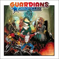 Monopolis Guardian Chronicle Base Tabletop, Board and Card Game