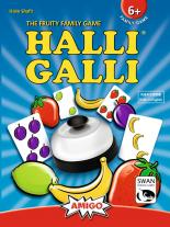 Monopolis Halli Galli Base Tabletop, Board and Card Game