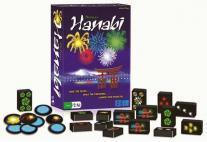 Monopolis Hanabi Deluxe Base Tabletop, Board and Card Game