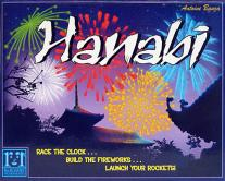 Monopolis Hanabi Base Tabletop, Board and Card Game