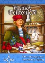 Monopolis Hansa Teutonica Base Tabletop, Board and Card Game