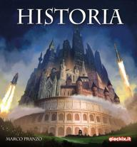 Monopolis Historia Base Tabletop, Board and Card Game