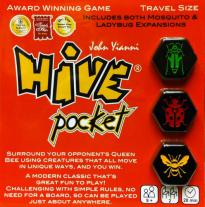 Monopolis Hive Pocket Base Tabletop, Board and Card Game