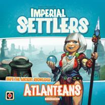 Monopolis Imperial Settlers Atlanteans Expansion Tabletop, Board and Card Game