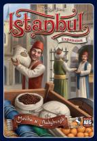 Monopolis Istanbul Mocha & Baksheesh Expansion Tabletop, Board and Card Game