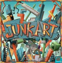 Monopolis Junk Art Base Tabletop, Board and Card Game