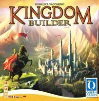Monopolis Kingdom Builder Base Tabletop, Board and Card Game
