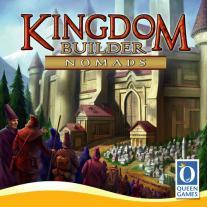 Monopolis Kingdom Builder Nomads Expansion Tabletop, Board and Card Game