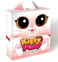 Monopolis Kitty Paw Base Tabletop, Board and Card Game