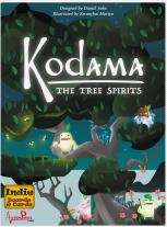 Monopolis Kodama: The Tree Spirits Base Tabletop, Board and Card Game