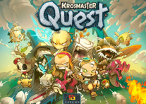 Monopolis Krosmaster: Quest Base Tabletop, Board and Card Game