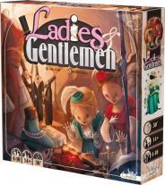 Monopolis Ladies and Gentlemen Base Tabletop, Board and Card Game