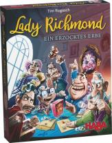 Monopolis Lady Richmond Base Tabletop, Board and Card Game