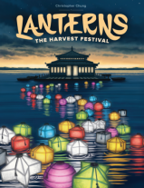 Monopolis Lanterns Havest Festival Base Tabletop, Board and Card Game