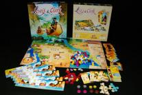 Monopolis Lewis & Clark Base Tabletop, Board and Card Game