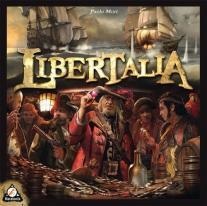 Monopolis Libertalia Base Tabletop, Board and Card Game