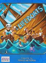 Monopolis Lifeboats Base Tabletop, Board and Card Game
