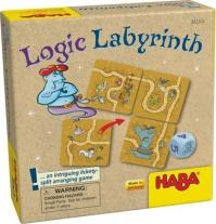 Monopolis Logic Labyrinth Base Tabletop, Board and Card Game