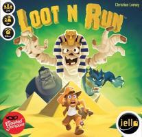 Monopolis Loot N Run Base Tabletop, Board and Card Game