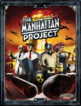 Monopolis Manhattan Project Base Tabletop, Board and Card Game