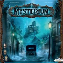 Monopolis Mysterium Base Tabletop, Board and Card Game