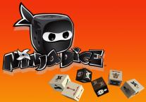 Monopolis Ninja Dice Base Tabletop, Board and Card Game