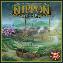 Monopolis Nippon Base Tabletop, Board and Card Game