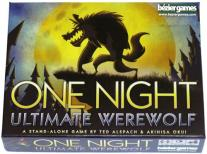 Monopolis One Night Ultimate Werewolf Base Tabletop, Board and Card Game