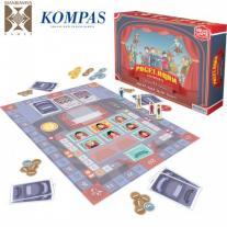 Monopolis Pagelaran Yogyakarta Base Tabletop, Board and Card Game