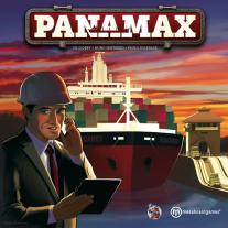 Monopolis Panamax Base Tabletop, Board and Card Game