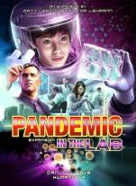 Monopolis Pandemic In The Lab Expansion Tabletop, Board and Card Game