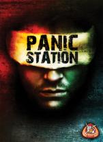 Monopolis Panic Station Base Tabletop, Board and Card Game