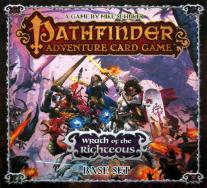 Monopolis Patchfinder Wrath of the Righteous Base Tabletop, Board and Card Game