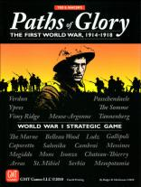 Monopolis Paths of Glory Base Tabletop, Board and Card Game