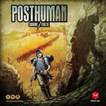 Monopolis Posthuman Base Tabletop, Board and Card Game