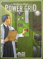 Monopolis Power Grid Base Tabletop, Board and Card Game