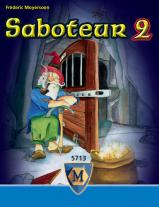 Monopolis Saboteur 2 Expansion Tabletop, Board and Card Game