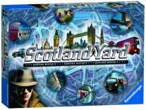 Monopolis Scotland Yard Board Game Base Tabletop, Board and Card Game