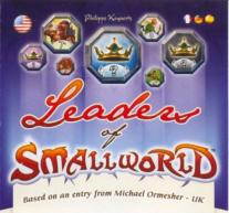 Monopolis Small World Leader of Small World Expansion Tabletop, Board and Card Game