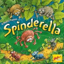 Monopolis Spinderella Base Tabletop, Board and Card Game