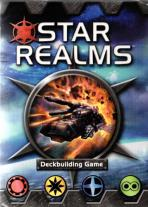 Monopolis Star Realms Base Tabletop, Board and Card Game
