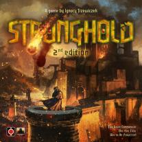 Monopolis Stronghold 2nd Edition Base Tabletop, Board and Card Game