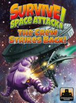Monopolis Survive Space Attack The Crew Strikes Back Expansion Tabletop, Board and Card Game