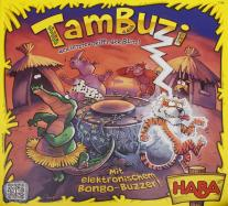 Monopolis Tambuzi Board Game Base Tabletop, Board and Card Game