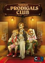 Monopolis The Prodigals Club Base Tabletop, Board and Card Game