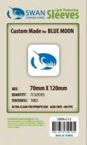 Monopolis Swan Panasia Blue Moon 70x120 Card Sleeve Board Game Accessories