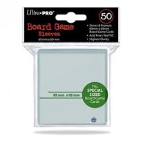 Monopolis Ultra Pro 69x69 Card Sleeve Board Game Accessories